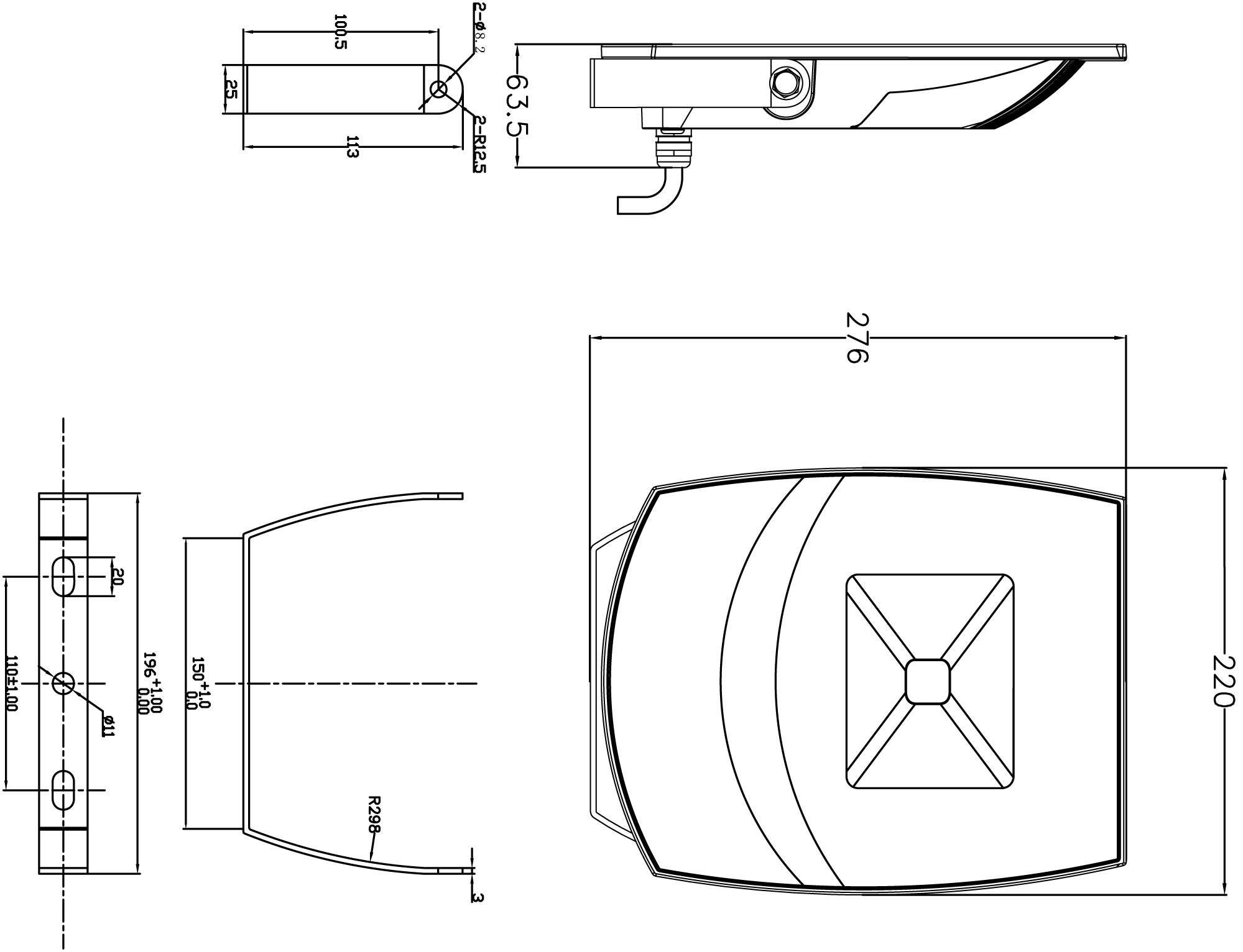 Technical Drawing for 0047777
